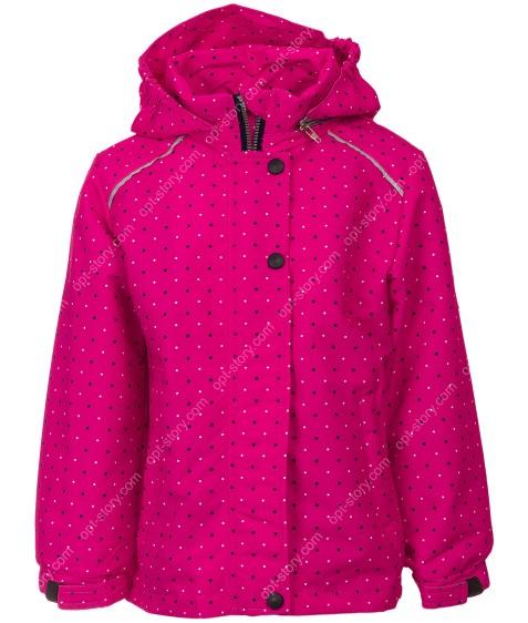 6804 роз Куртка девочка 80-104 по 5