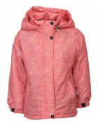 A18-01 пудра Куртка девочка 74-98 по 5