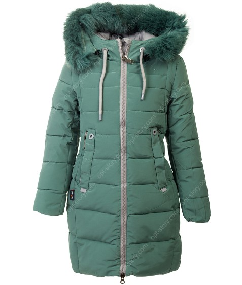 HL-606 бут. Куртка девочка  140-164 по 5