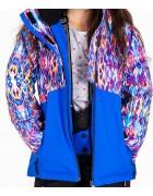 B4329 синий Куртка девочка 128-170 по 4