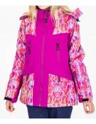 B4327 роз. Куртка девочка  134-170 по 4
