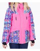B4327 фиолет Куртка девочка 128-170 по 4