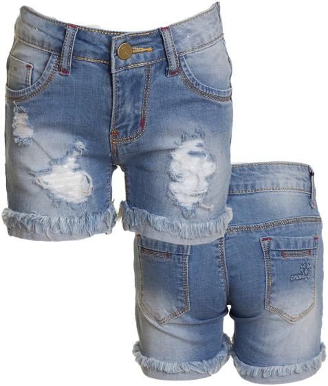 XT1330 Шорты (джинс) девочка 23-28 по 6