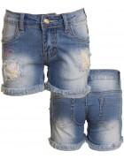 XT1331 Шорты (джинс) девочка 23-28 по 6