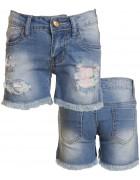 XT1333 Шорты (джинс) девочка 23-28 по 6
