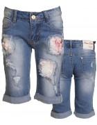 XT4321 Шорты (джинс) девочка 23-28 по 6