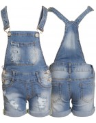 XT3002 Шорты (джинс) девочка 23-28 по 6