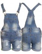 XT3004 Шорты (джинс) девочка 23-28 по 6