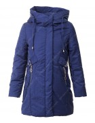 32450 син Куртка девочка дем. 128-152 по 5