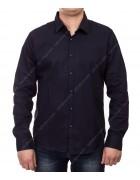 51313 V-1 Рубашка мужская дл.рукав 2XL-5XL по 4