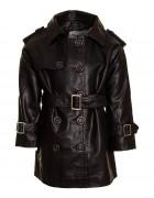 1769 черн.Куртка девочка 3-12 по 6