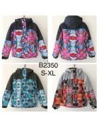 B2350 Куртка женская S-XL по 4