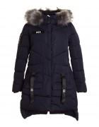 1718 т. син  Куртка женская M-2XL по 4