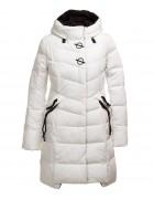 17-520#2 бел. Куртка женская S-2XL по 5