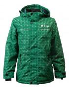 1182 зелёный Куртка мальчик 122-146 по 5