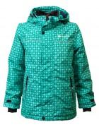 1182 светло-зелёный Куртка мальчик 122-146 по 5
