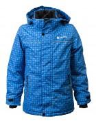 1182 синий Куртка мальчик 122-146 по 5