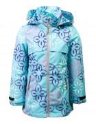 1190 голубой Куртка девочка 92-116 по 5