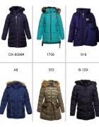 20773 Куртка девочка / Куртка мальчик 6 шт
