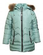 1709 бирюз  Куртка девочка 128-152 по 5