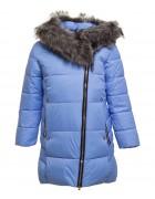 1739# голуб Куртка девочка 128-152 по 5