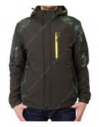 K710# хаки Куртка мужская M-3XL по 5