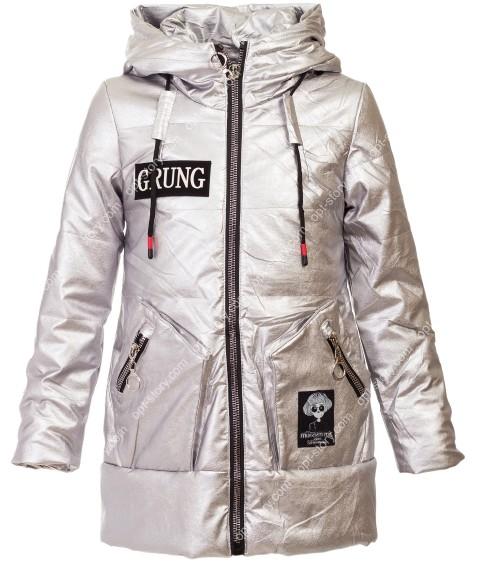 DX-9067 сер Куртка девочка 116-146 по 6