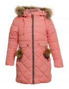 L-88703# роз. Куртка девочка 140-164 по 5