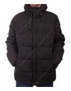 32602 черн Куртка мужская  58-64 по 4
