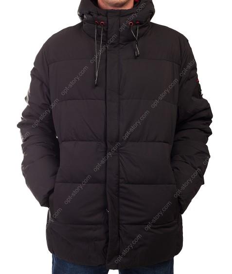 T-315Z/32602 черн Куртка мужская  58-64 по 4