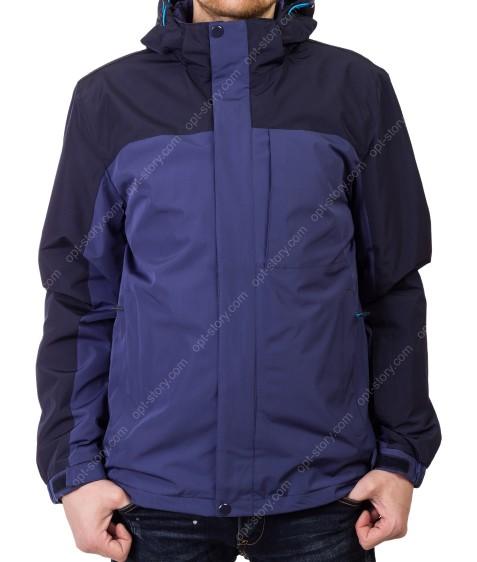 307 т.син Куртка мужская M-3XL по 5