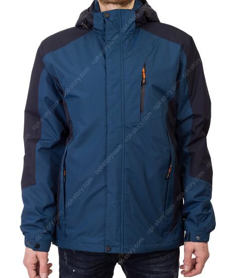 711 т.син Куртка мужская M-3XL по 5
