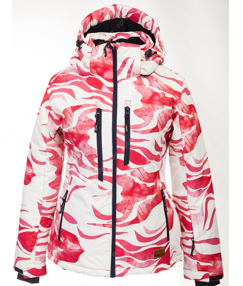 2368 белый Куртка женская S-XL по 4