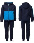 2360 синий Спортивный костюм мальчик 1-5 по 5