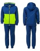 2360 зелёный Спортивный костюм мальчик 1-5 по 5