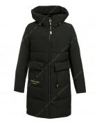 47380 черный Куртка женская S-3XL по 6
