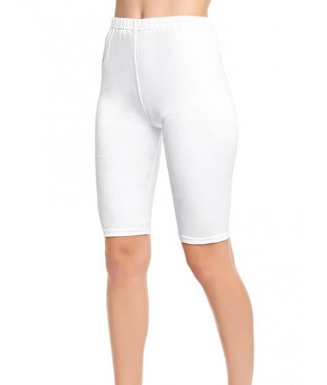 Шорты женские белые размер XXL по 3 штуки арт.2218