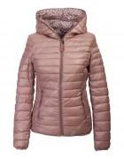 1079 лиловый Куртка женская S-2XL по 5