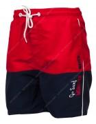 BTK-0350 красный Шорты мальчик 98-128 по 6