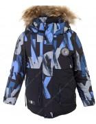 W-37 синий Куртка мальчик 128-152 по 5