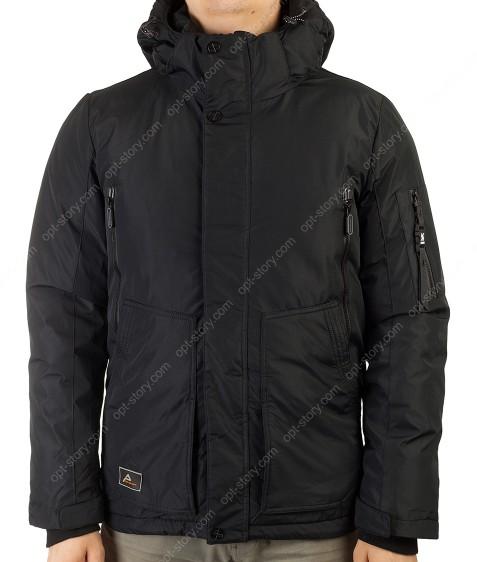 XC-2119-2  черный Куртка муж 46-54 по 6