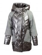 YS-1886 сер. Куртка девочка 134-158 по 5