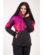 2341 фиолет. Куртка женская S-XL по 4