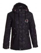 HL-0866 черн. Куртка мальчик 134-158 по 5