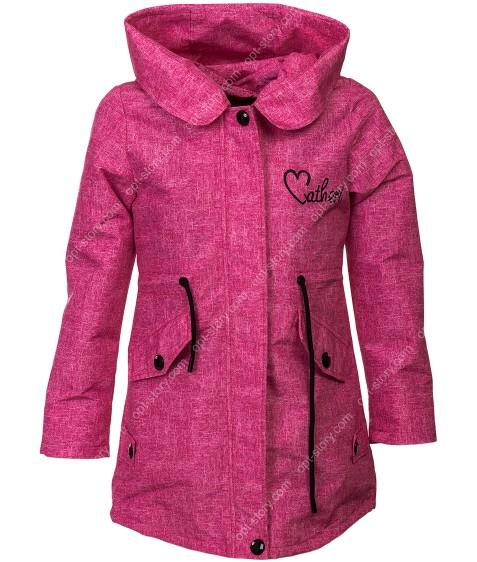 9905 роз Куртка девочка 134-158 по 5