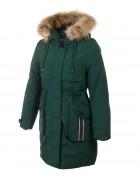 1938 зел. Куртка девочка 140-164 по 5