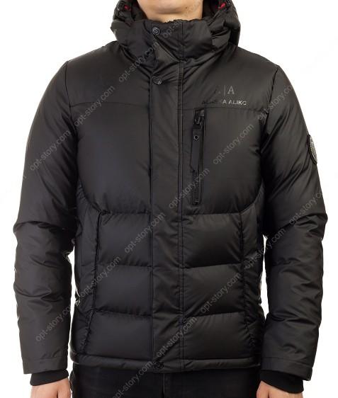 XC-2189  черный Куртка муж 46-54 по 5