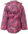 H27-011 красный Куртка девочка 116-140 по 5
