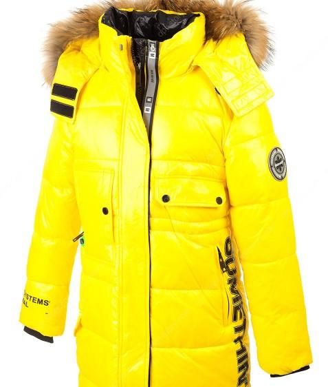 HL-A-9 жел Куртка девочка 140-164 по 5