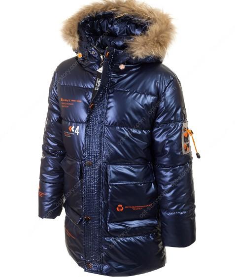 LD-837# синий Куртка маль. 140-164 по 5